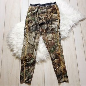 Men's Under Armour Camouflage Base Layer Pants